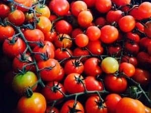 Cherry Truss Tomatoes