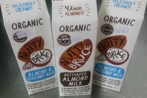 Organic Nutty Brice Milks