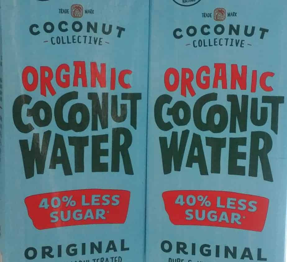 Coconut Collective Coconut Water