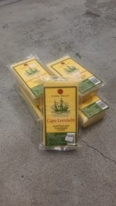 TGB Capel Valley Cheeses