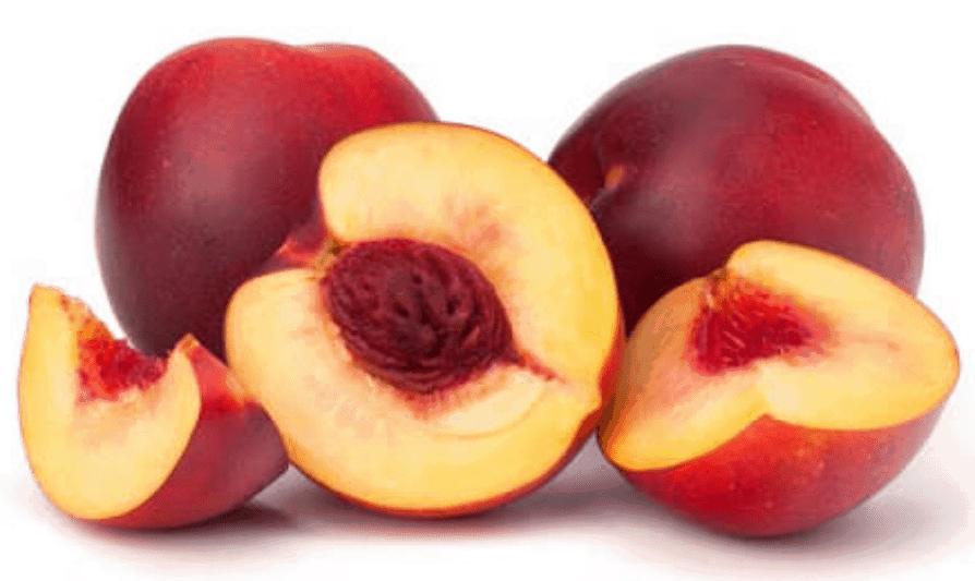 TGB peaches