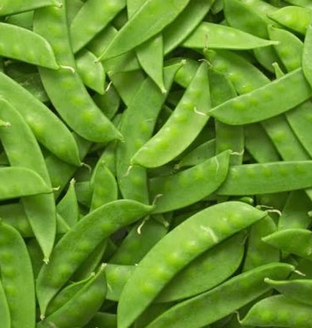 TGB snow peas