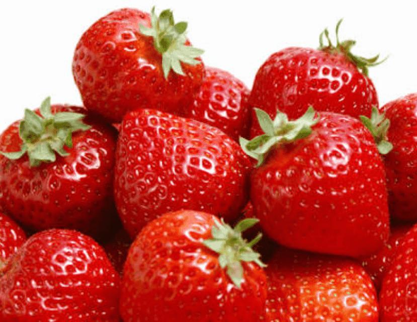 TGB strawberries