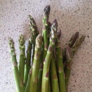 Torbay, Albany asparagus